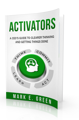 ACTIVATORS by Mark E. Green